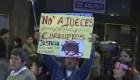 Detienen en Perú a 11 sospechosos de corrupción