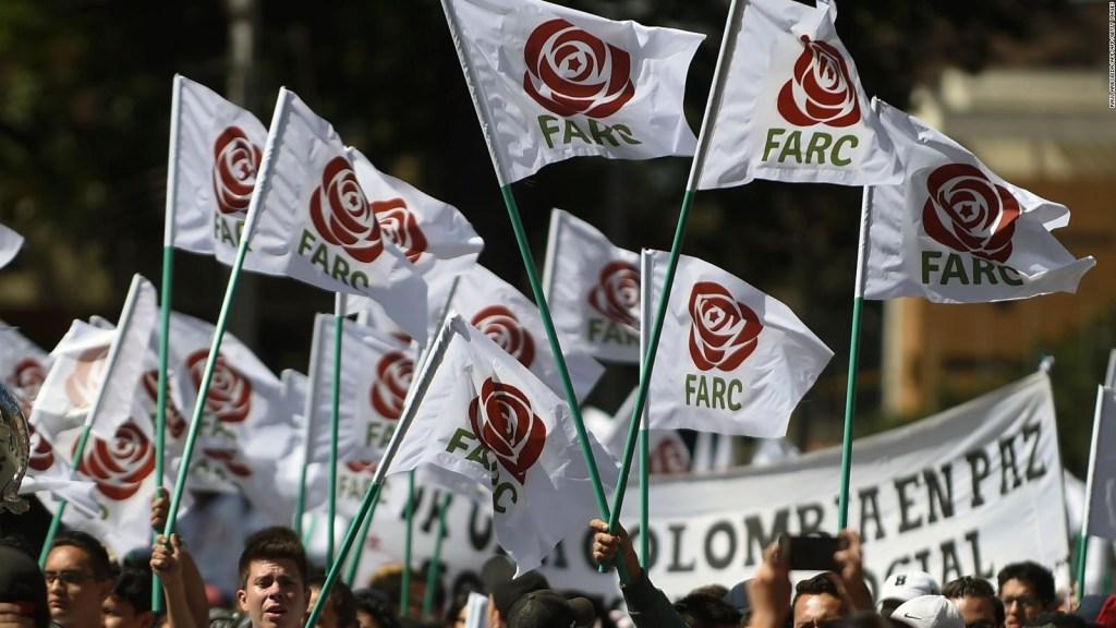 #MinutoCNN: Exguerrilleros de las FARC llegan al Congreso de Colombia