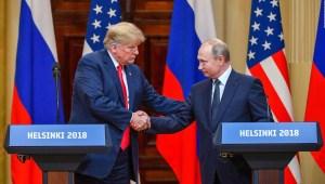 ¿Qué piensa Trump sobre la intromisión de Rusia en las elecciones del 2016?