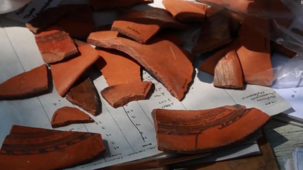 Hallan tesoro arqueológico del siglo XV