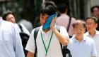 Decenas de muertos en Japón por ola de calor