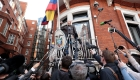 El incierto porvenir de Assange en embajada de Ecuador