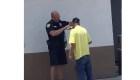 El acto de bondad de un policía que se hizo viral