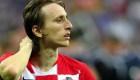 Luka Modrić, la estrella de fútbol croata que creció en medio de la guerra