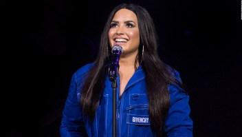Las confesiones de Demi Lovato sobre su lucha contra las drogas