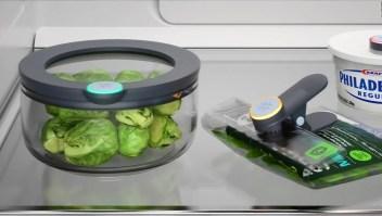 Minuto Clix: Ovie Smarterware reduce el desperdicio de comida