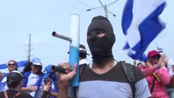 Nicaragua: 100 días de protestas antigubernamentales