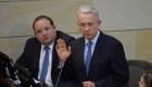 Colombia: Expresidente Álvaro Uribe renuncia al Senado; su partido le pide que desista