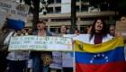 Trabajadores de la salud en Venezuela cumplen un mes de huelga