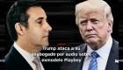 #MinutoCNN: Trump ataca a Cohen por audio sobre exmodelo Playboy