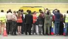 Familiares de periodistas ecuatorianos asesinados, decepcionados del gobierno