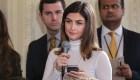 Periodista es vetada de la casa blanca de un evento libre para medios de comunicación