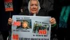 Protesta Madres de Plaza de Mayo contra el presidente Macri