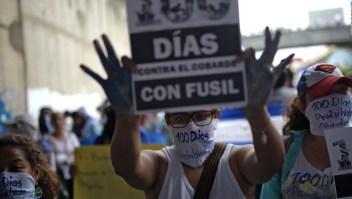 Estados Unidos condena la violencia en Nicaragua