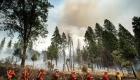Incendio Carr amenaza casas y un hospital en California