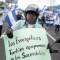Nicaragua: Marcha de católicos en las calles de Managua