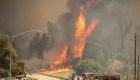 Incendio Carr consume 38.000 hectáreas en California