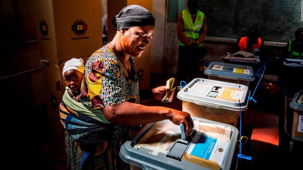 Luego de 30 años, Zimbabwe celebra elecciones sin Mugabe