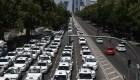 Taxistas en España contra Uber y Cabify