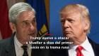 #MinutoCNN: Trump vuelve a atacar a Mueller en Twitter