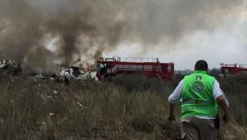 Accidente de avión de Aeroméxico en Durango: No hubo muertos