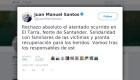 Autoridades colombianas buscan a los autores de una masacre