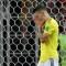 Mateus Uribe de Colombia se lamenta tras fallar un penal. El equipo cayó ante Inglaterra en octavos de final del Mundial. (Crédito: MABROMATA/AFP/Getty Images)