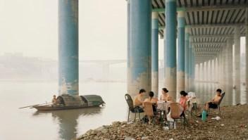 El Prix Pictet se ha otorgado, desde 2008, a un fotógrafo que cubre la sostenibilidad global de una manera reflexiva y visualmente deslumbrante. (Crédito: Cortesía Nadav Kander)