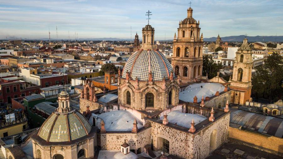 centro de San Luis Potosí