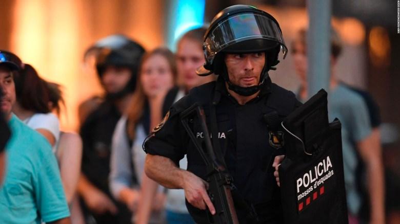 Vía Skype, así reportamos los ataques terroristas en Barcelona