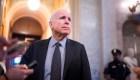 Así era John McCain como senador