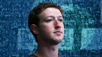 Mark Zuckerberg, presidente ejecutivo de Facebook