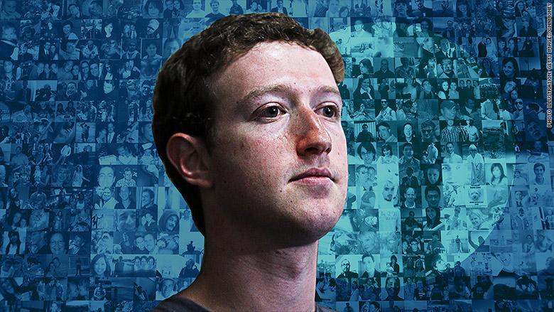Mark Zuckerberg, presidente ejecutivo de Facebook