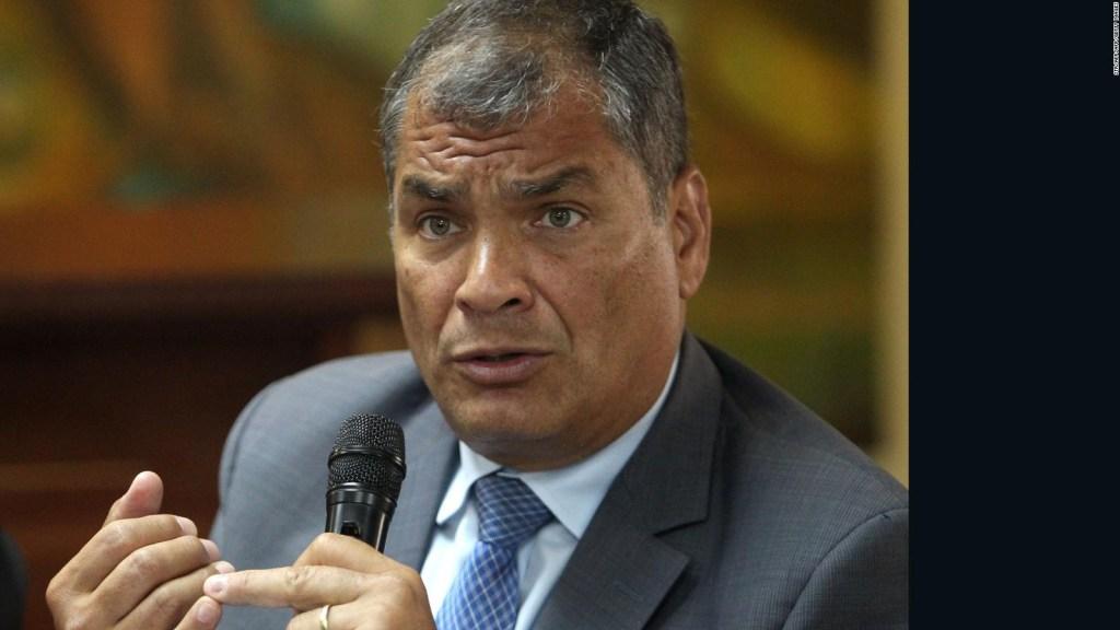 ¿Cómo se hace política sin el expresidente de Ecuador, Rafael Correa?