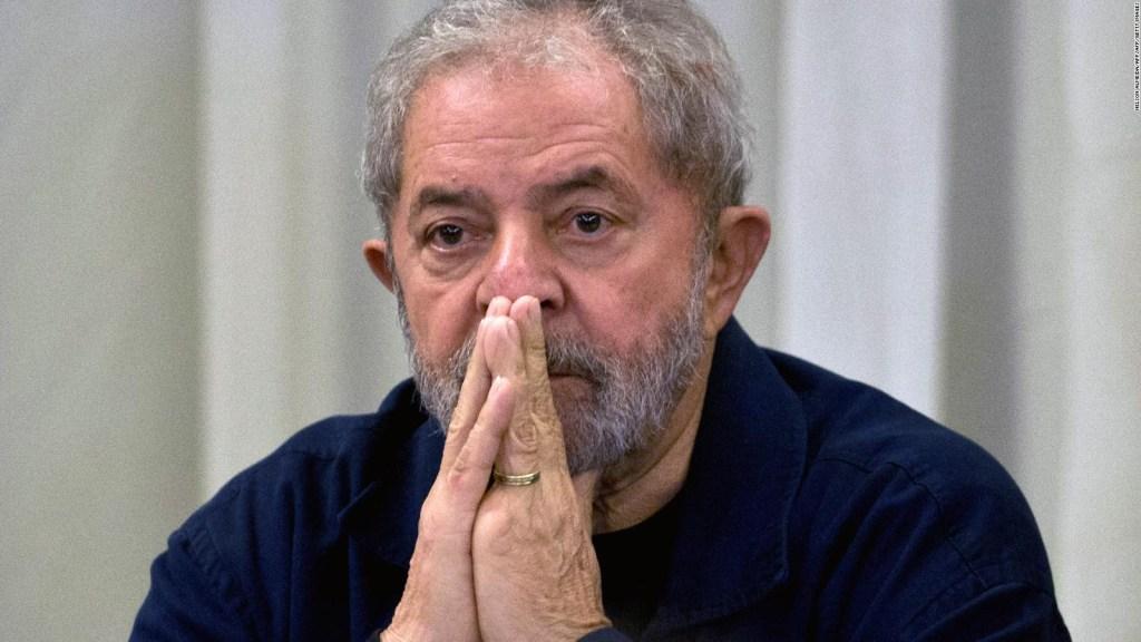 Las rejas no detienen a Lula de aspirar a la presidencia