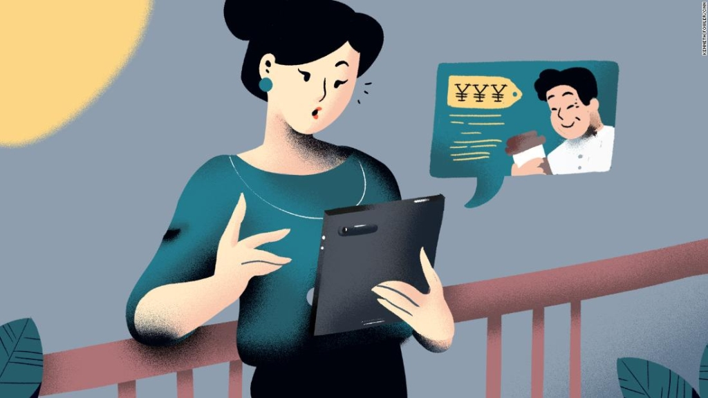 Alquiler de desconocidos en Japón para que te den consejos