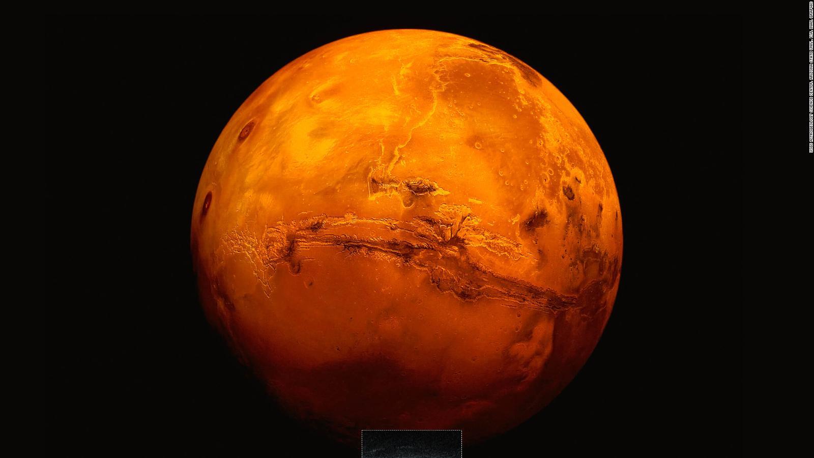 Minuto Clix: Descubren agua en Marte