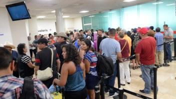 Aeroméxico reanuda sus rutas aéreas tras accidente aéreo