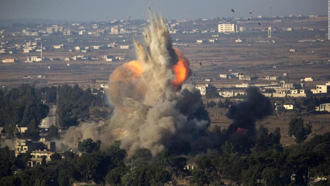 200 muertos y cientos de heridos por ISIS en Siria