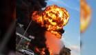 Nuevo México: Cierran interestatal 491 por explosión en gasolinera Gas Max