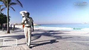 60 segundos de vacaciones: las playas de Río de Janeiro