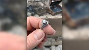 #LaImagenDelDía: encontrado entre los escombros