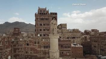 Así se ve la destrucción de Yemen desde el cielo