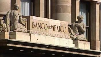 Banxico prevé panorama difícil para la economía nacional