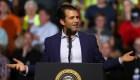 Donald Trump Jr. Hace polémica comparación