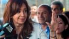 Allanamientos en la casa de la expresidenta Cristina F. de Kirchner