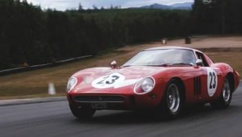 Pagan millones por un auto Ferrari de 1962
