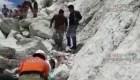 Cuatro muertos y un desaparecido por derrumbe de mina