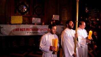 Víctimas de abusos sexuales en Chile: Sacerdotes tienen que pagar con cárcel