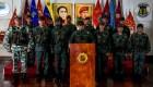 Seis detenidos en relación con el incidente explosivo en un acto militar en Venezuela